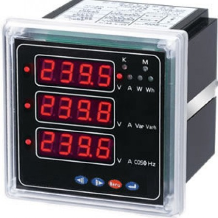 CY194E-2S4多功能电力仪表